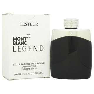 Mont Blanc Legend Men's 3.3-ounce Eau de Toilette Spray (Tester)