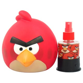 Air-Val International Angry Birds Red Men's 2-piece Gift Set