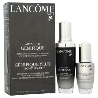Lancome Genifique Youth Activating Kit For Face And Eyes 2-piece Kit