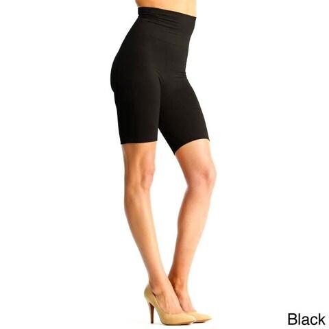 Memoi Women's SlimMe High Waist Thigh Shaper