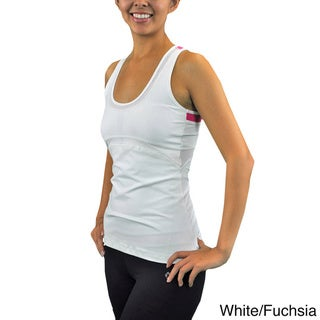 Madison Sport Women's 'Rita' Criss-cross Sleeveless Sports Tank Top