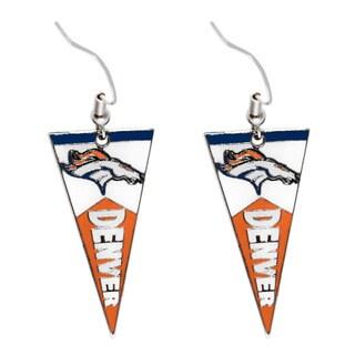 NFL Denver Broncos Pennant Earrings|https://ak1.ostkcdn.com/images/products/9313495/P16474251.jpg?_ostk_perf_=percv&impolicy=medium