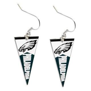NFL Philadelphia Eagles Pennant Earrings