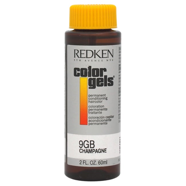 Redken Color Gels Permanent Conditioning 9GB Champagne 2-...