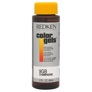 Redken Color Gels Permanent Conditioning 9GB Champagne 2-ounce Hair Color