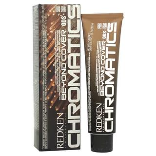 Redken Chromatics Beyond Cover 8Ago (8.13) Ash/Gold 2-ounce Hair Color