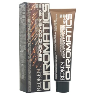 Redken Chromatics Beyond Cover 5Cr (5.46) Copper/Red 2-ounce Hair Color