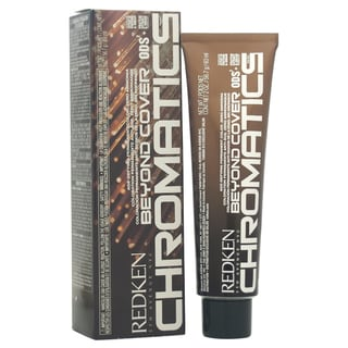 Redken Chromatics Beyond Cover 7Cr (7.46) Copper/Red 2-ounce Hair Color