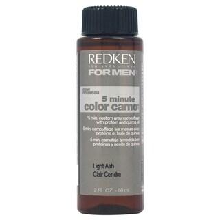 Redken 5 Minute Color Camo Light Ash Men's 2-ounce Hair Color