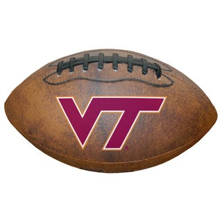Wilson NCAA Virginia Tech Hokies 9-inch Composite Leather Football