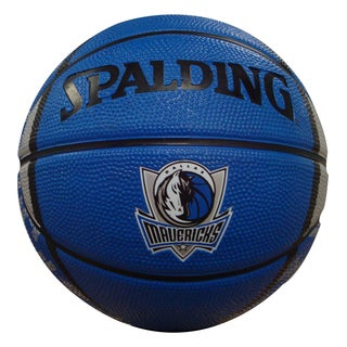 Spalding Dallas Mavericks 7-inch Mini Basketball