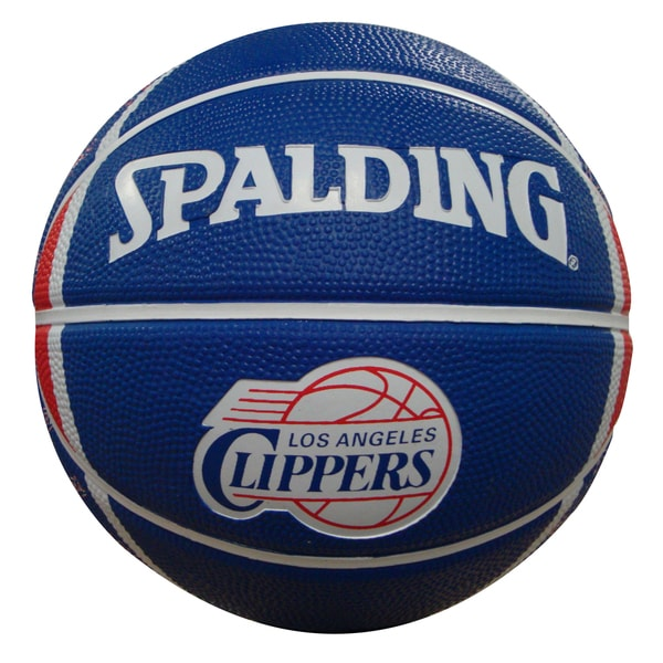 Spalding Los Angeles Clippers 7-inch Mini Basketball