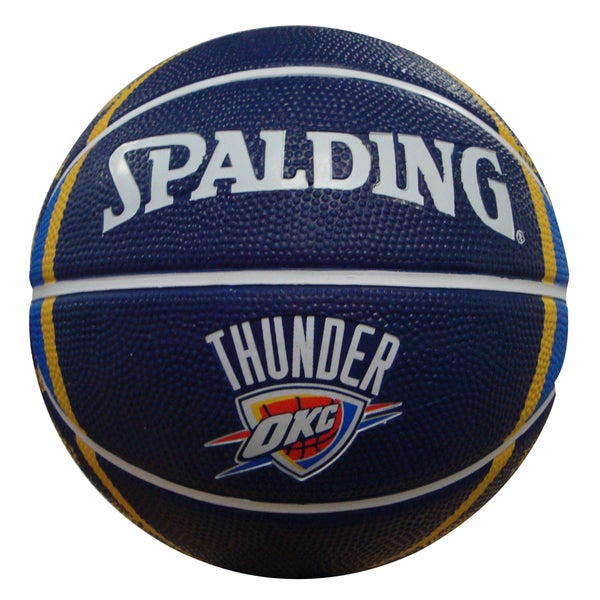 Spalding Oklahoma City Thunder 7-inch Mini Basketball