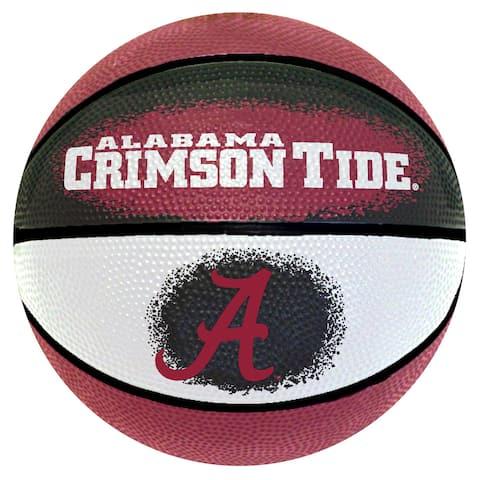 Spalding Alabama Crimson Tide 7-inch Mini Basketball - Red