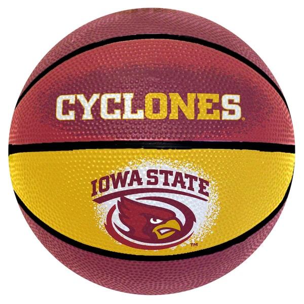 Spalding Iowa State Cyclones 7-inch Mini Basketball