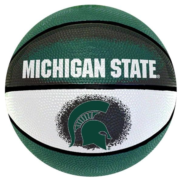 Spalding Michigan State Spartans 7-inch Mini Basketball