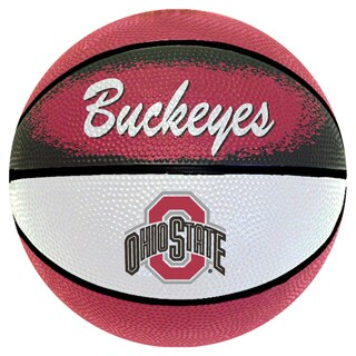 Spalding Ohio State Buckeyes 7-inch Mini Basketball