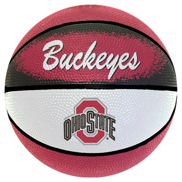 Spalding Ohio State Buckeyes 7-inch Mini Basketball