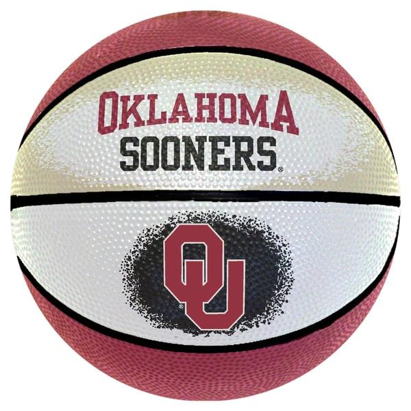 Spalding Oklahoma Sooners 7-inch Mini Basketball