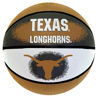 Spalding Texas Longhorns 7-inch Mini Basketball