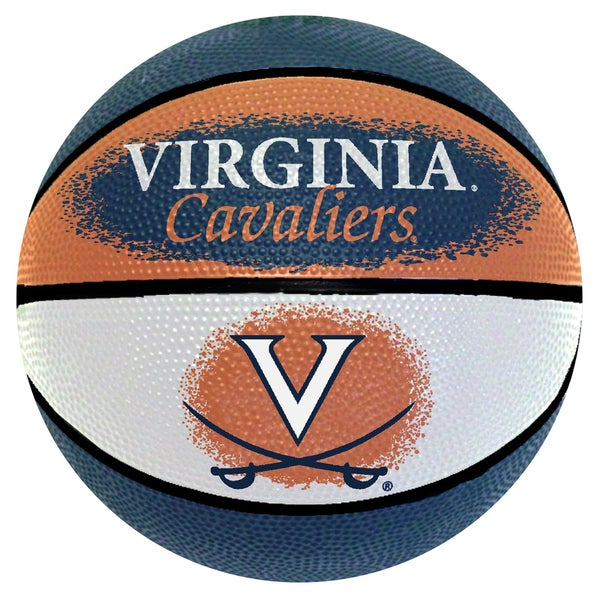 Spalding Virginia Cavaliers 7-inch Mini Basketball