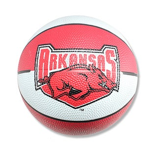 Spalding Arkansas Razorbacks 7-inch Mini Basketball