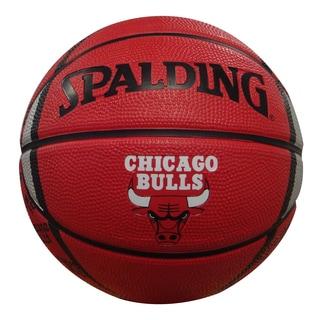 Spalding Chicago Bulls 7 Inch Mini Basketball