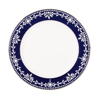 Lenox Marchesa Empire Pearl Indigo Butter Plate
