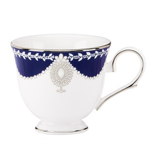 Lenox Marchesa Empire Pearl Indigo Teacup
