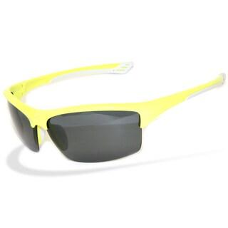 Piranha Yellow Streamlined Cross Training Sunglasses