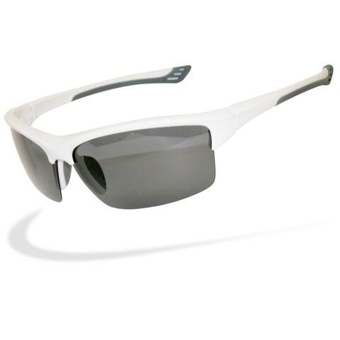 Piranha Men's 'Cross training II' Sport Sunglasses