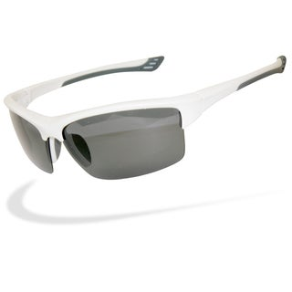 Piranha Men's 'Cross training II' Sport Sunglasses