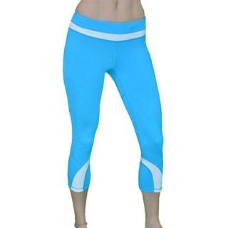 Madison Sport Women's 'Gina' Activewear Capri Leggings