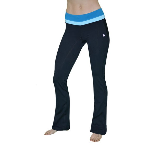 Shop Madison Sport Women's 'Caylee' Relaxed Fit Yoga Pants