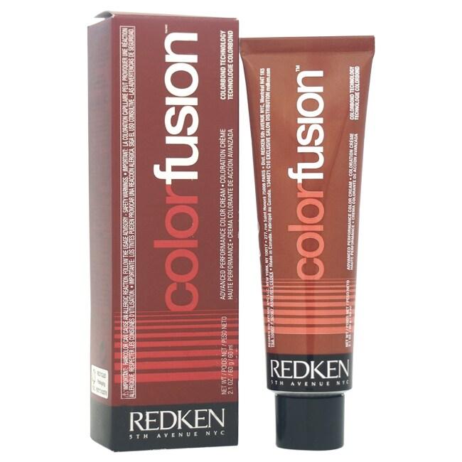 Redken Color Fusion Advanced Performance Color Cream 6Rv ...
