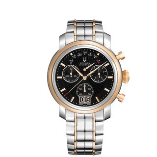 Bulova Accutron Men's 65C110 Swiss Chronograph Watch
