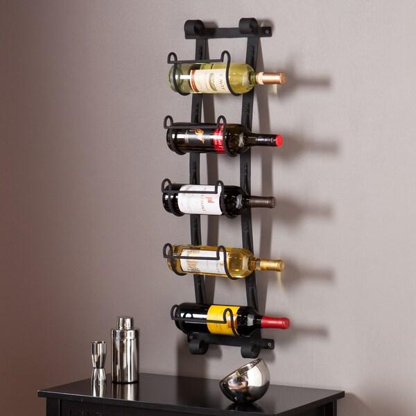 harper blvd sunderland wall mount wine rack