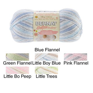Bernat Softee Ombre Baby Yarn (5 options available)