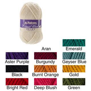 Classic Wool Bulky Yarn|https://ak1.ostkcdn.com/images/products/9315529/P16476064.jpg?impolicy=medium