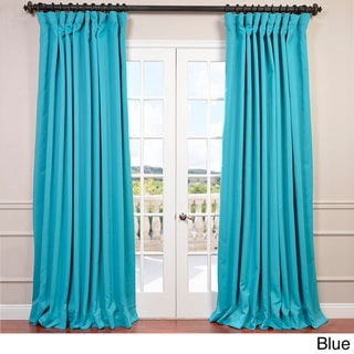 Blue, 108 Inches, 64 Inches Curtains & Drapes - Shop The Best ...