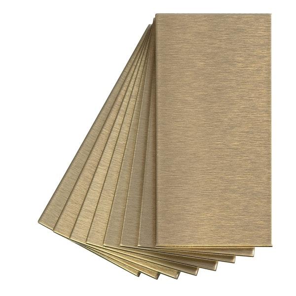 Aspect Autumn Wheat Short Grain Tile Kit