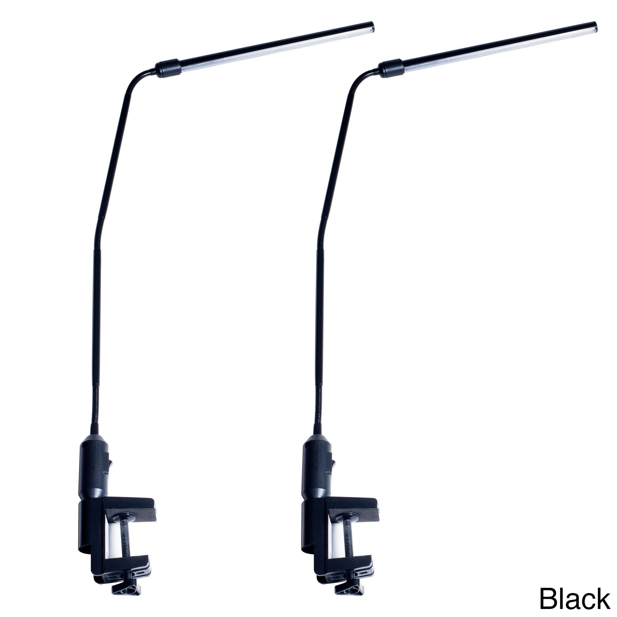Image of: Shop Black Friday Deals On Windsor Home Modern Contemporary Led Clamp Desk Lamp On Sale Overstock 9315803