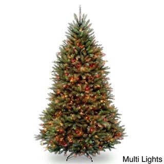 7.5-foot Dunhill Fir Pre-lit or Unlit Artificial Christmas Tree