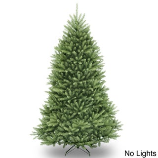 7.5-foot Dunhill Fir Pre-lit or Unlit Artificial Christmas Tree (Option: unlit)
