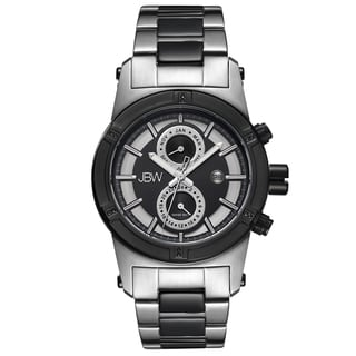JBW Men's Strider Multifunctional Diamond Watch