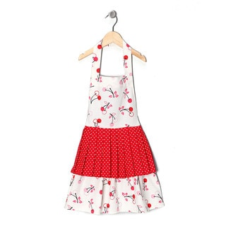 Jessica Cherry Soda Kid's Apron