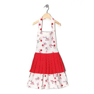 Cherry Soda Jessica Kids Apron