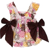Suzy Q Bloomin' Baby Apron