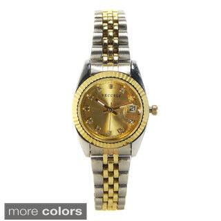 Vecceli Women's L-549 Fashion Two-tone Watch|https://ak1.ostkcdn.com/images/products/9316465/P16476959.jpg?impolicy=medium