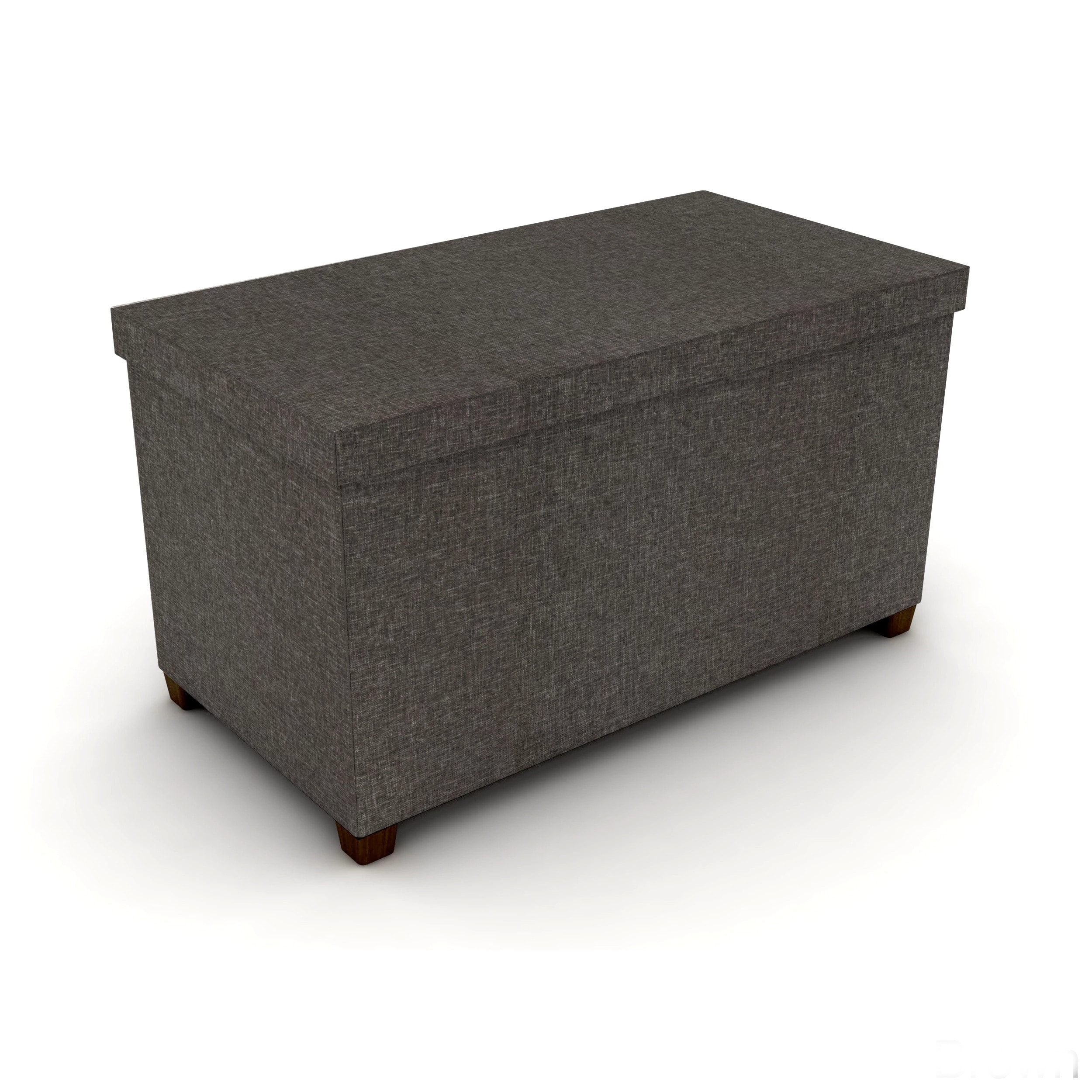 Surprising Urb Space Fabric Storage Ottoman Ncnpc Chair Design For Home Ncnpcorg